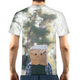 The Hiding Face - Mens T-Shirt