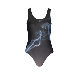 Smoking Kills Women's One-Piece Swimsuit