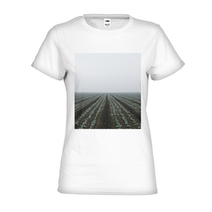 End of the field Women's Graphic T-Shirt