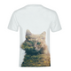 Cat&Forest Kids T-Shirt