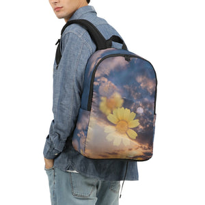 Flower Power Large Backpack