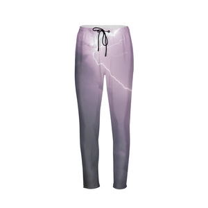 Purple Light   Men's Joggers