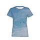 Blue Sky - Womens T-Shirt