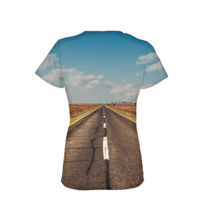 The Infinity Way - Womens T-Shirt