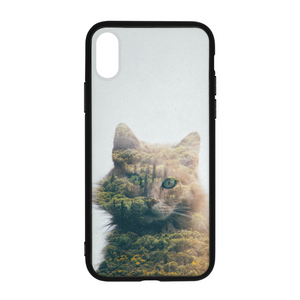 Cat&Forest -  iPhone X Case