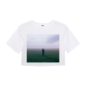 The Lonely Photographer Women's Crop Top