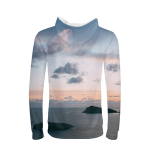 Cloudy Sunset Men's Hoodie