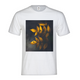 Yellow Leaves Kids Graphic T-Shirt