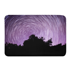 Dancing Stars Bath Mat
