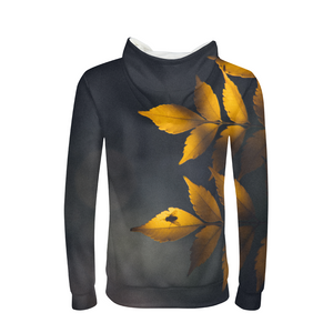 Yellow Leaves Men's Hoodie