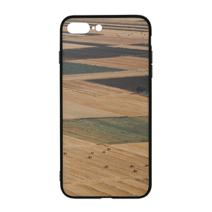 Yellow Fields iPhone 8 Plus Case