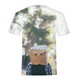 The Hiding Face - Kids T-Shirt