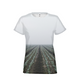 End Of The Field - Womens T-Shirt