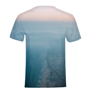 Top View - Men's T-Shirt
