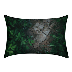 Breaking Ground Queen Pillow Case