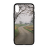 Foggy Trees - iPhone X Case