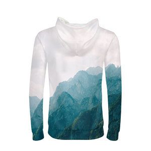 Mountain Tops Men's Hoodie