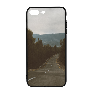 The Road Between The Forests - iPhone 8 Plus Case