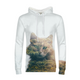 Cat&Forest - Mens Hoodie