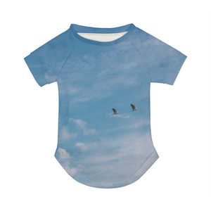 Blue Sky - Pet Shirt