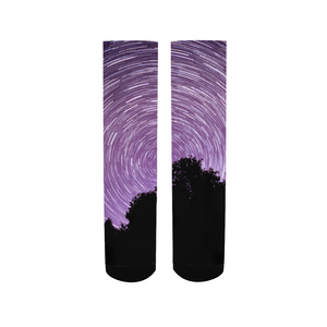 Dancing Stars Women's Socks