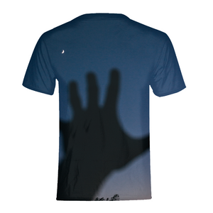 Catching The Moon - Mens T-Shirt