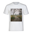 Foggy Trees Men's Graphic T-Shirt