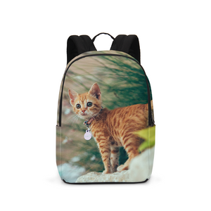 Cat Molly - Large Backpack