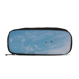 Blue Sky Pencil Case