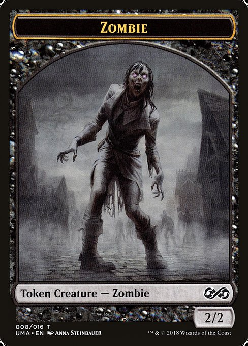 Zombie [Ultimate Masters Tokens] | Galactic Gamez