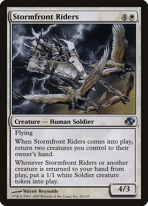Stormfront Riders [Planar Chaos] | Galactic Gamez