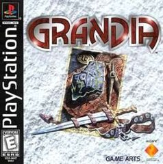 Grandia - Playstation | Galactic Gamez