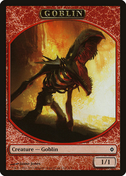 Goblin [New Phyrexia Tokens] | Galactic Gamez