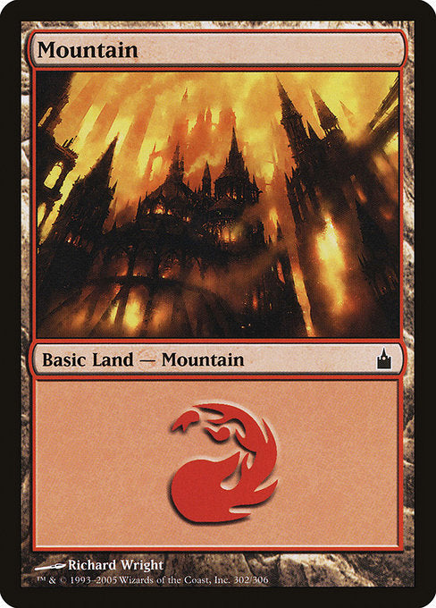 Mountain [Ravnica: City of Guilds] | Galactic Gamez