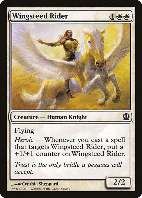 Wingsteed Rider [Theros] | Galactic Gamez