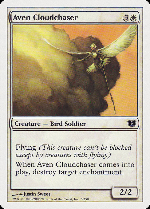 Aven Cloudchaser [Ninth Edition] | Galactic Gamez