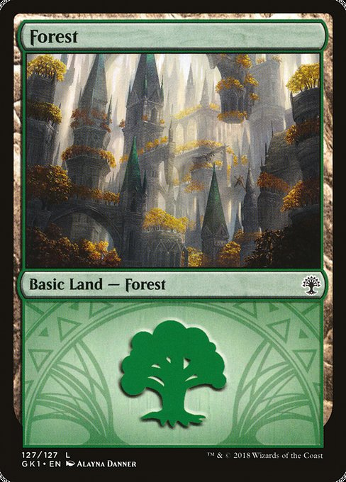 Forest [GRN Guild Kit] | Galactic Gamez