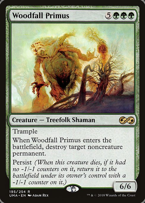 Woodfall Primus [Ultimate Masters] | Galactic Gamez