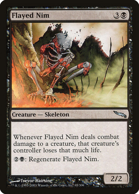Flayed Nim [Mirrodin] | Galactic Gamez