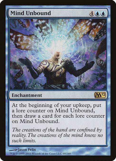 Mind Unbound [Magic 2012] | Galactic Gamez