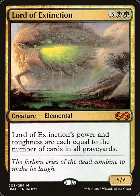 Lord of Extinction [Ultimate Masters] | Galactic Gamez