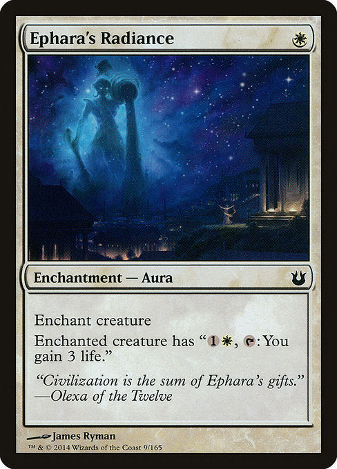 Ephara's Radiance [Born of the Gods] | Galactic Gamez