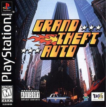 Grand Theft Auto - Playstation | Galactic Gamez