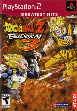 Dragon Ball Z Budokai 3 [Greatest Hits] - Playstation 2 | Galactic Gamez