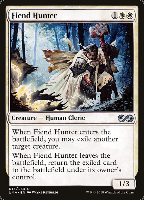 Fiend Hunter [Ultimate Masters] | Galactic Gamez