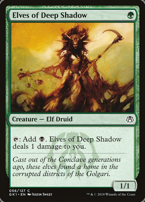 Elves of Deep Shadow [GRN Guild Kit] | Galactic Gamez