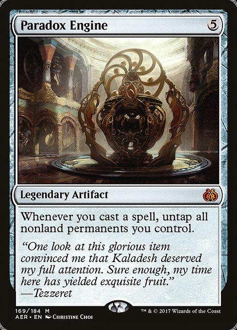 Paradox Engine [Aether Revolt] | Galactic Gamez