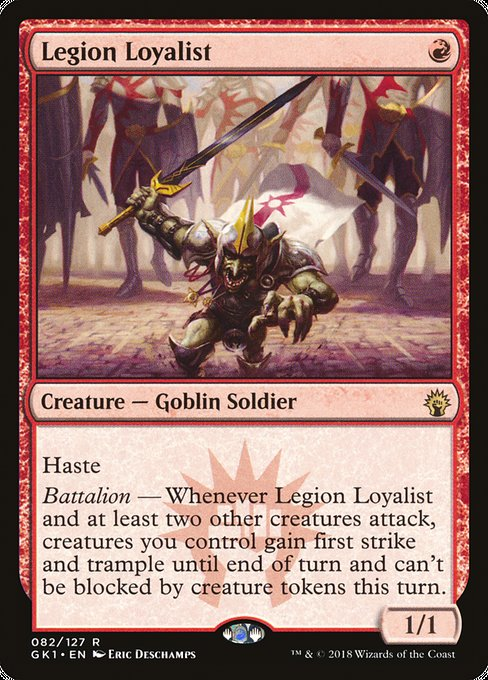Legion Loyalist [GRN Guild Kit] | Galactic Gamez