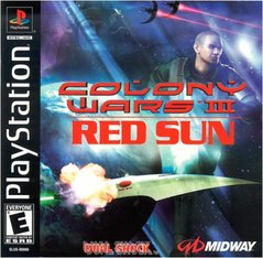 Colony Wars Red Sun - Playstation | Galactic Gamez