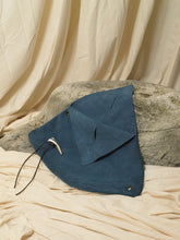 Load image into Gallery viewer, Artisanal Trigon Saddle Bag - Small